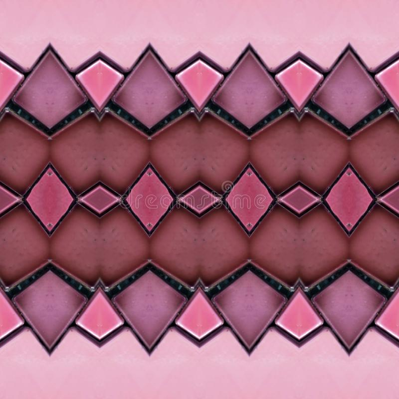 абстрактный дизайн коллажа от изображения мраморных частей в свете - р стоковое изображение rf