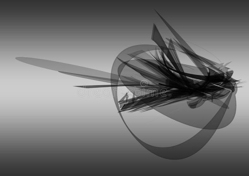 Абстрактный дизайн компьютерной графики стоковое изображение rf