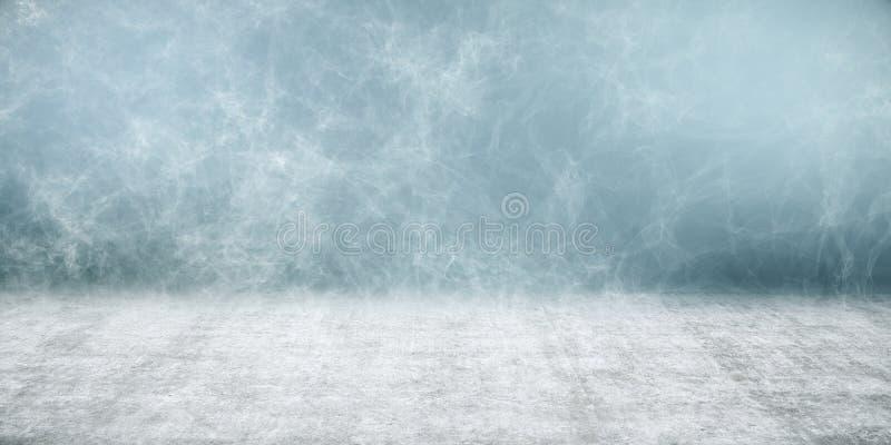 абстрактный дым предпосылки иллюстрация штока