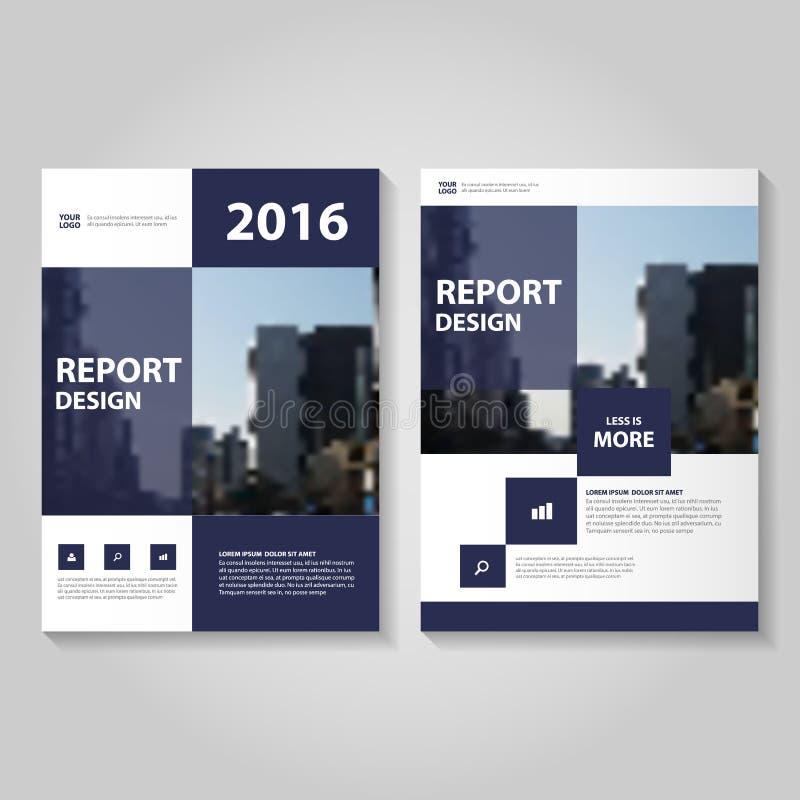 Абстрактный зеленый черный дизайн шаблона рогульки брошюры листовки годового отчета, дизайн плана обложки книги иллюстрация штока