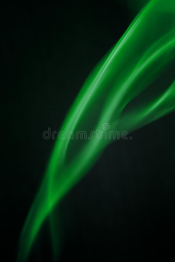 Download абстрактный зеленый дым иллюстрация штока. иллюстрации насчитывающей мистик - 41658819
