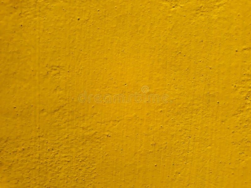 Абстрактный золотой цвет текстурный фон стены стоковая фотография