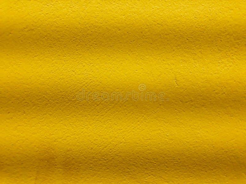 Абстрактный золотой цвет текстурный фон стены стоковое изображение rf