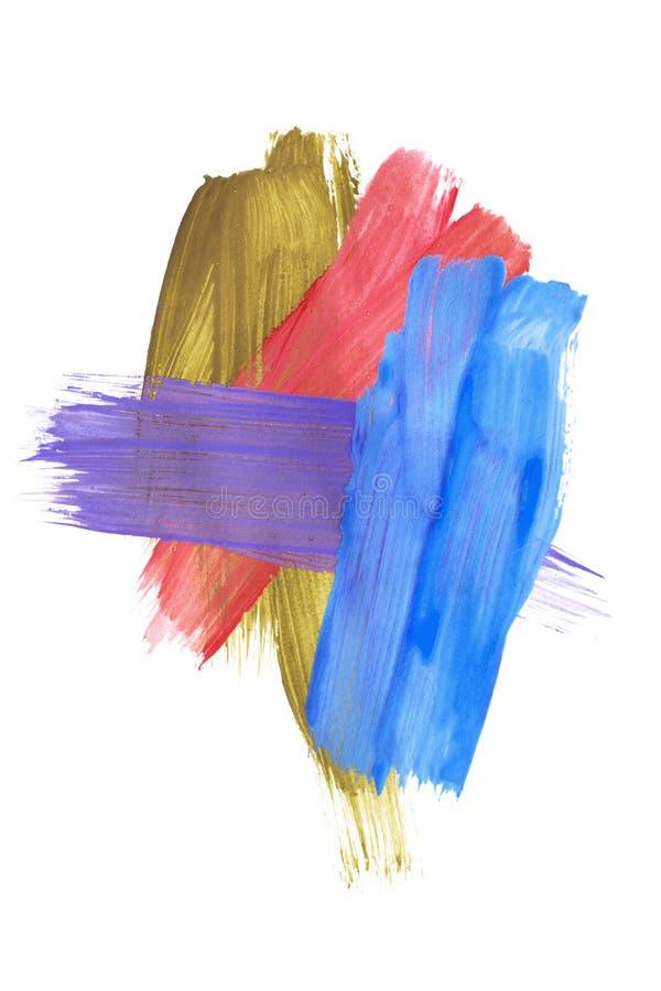 Абстрактный изолированный чертеж иллюстрация штока