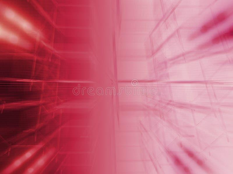 абстрактный компьютер увеличил фото бесплатная иллюстрация