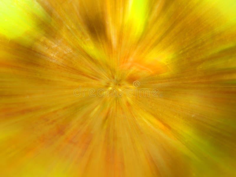 абстрактный компьютер увеличил фото иллюстрация вектора