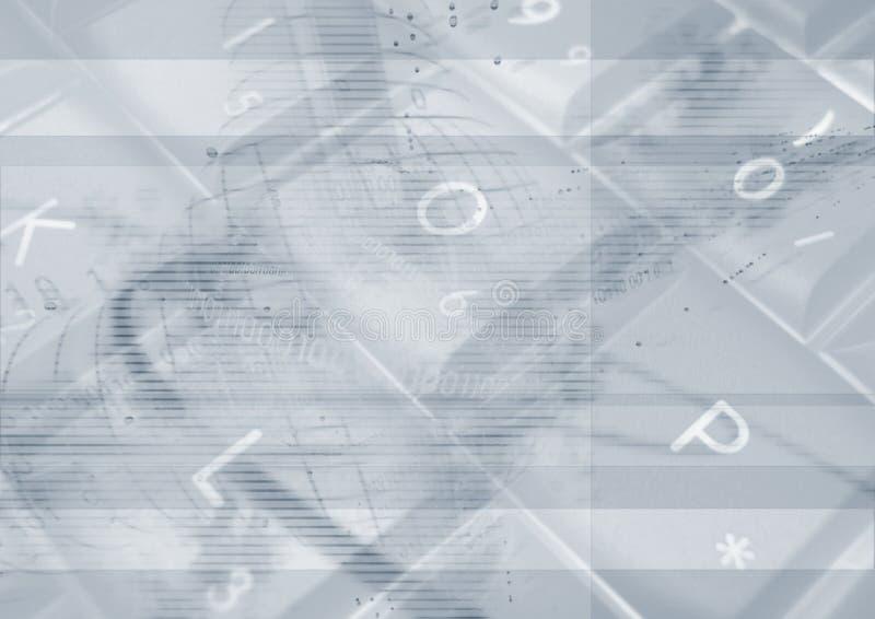 абстрактный компьютер иллюстрация штока