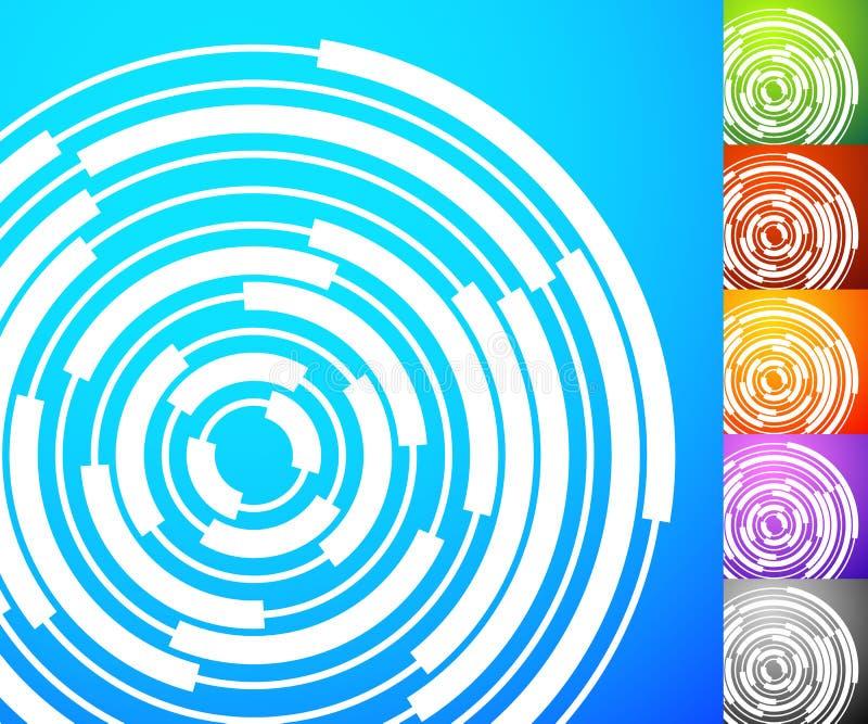 Download Абстрактный комплект предпосылки Квадратные предпосылки формата с Geometri Иллюстрация вектора - иллюстрации насчитывающей backhoe, украшение: 81813041