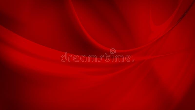абстрактный красный цвет предпосылки иллюстрация вектора