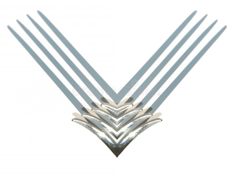 абстрактный логос иллюстрация вектора