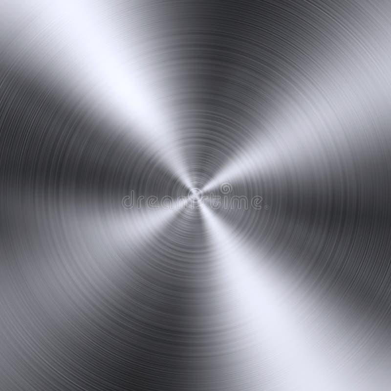 абстрактный металл предпосылки бесплатная иллюстрация