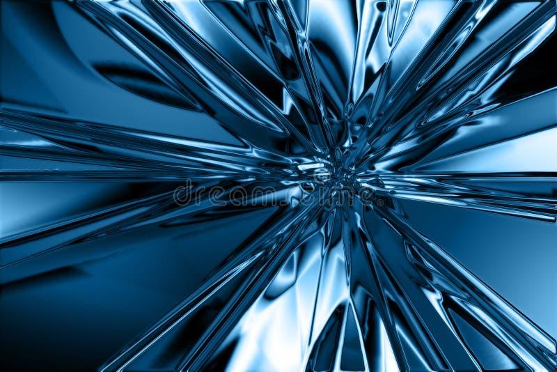 абстрактный металл иллюстрация вектора