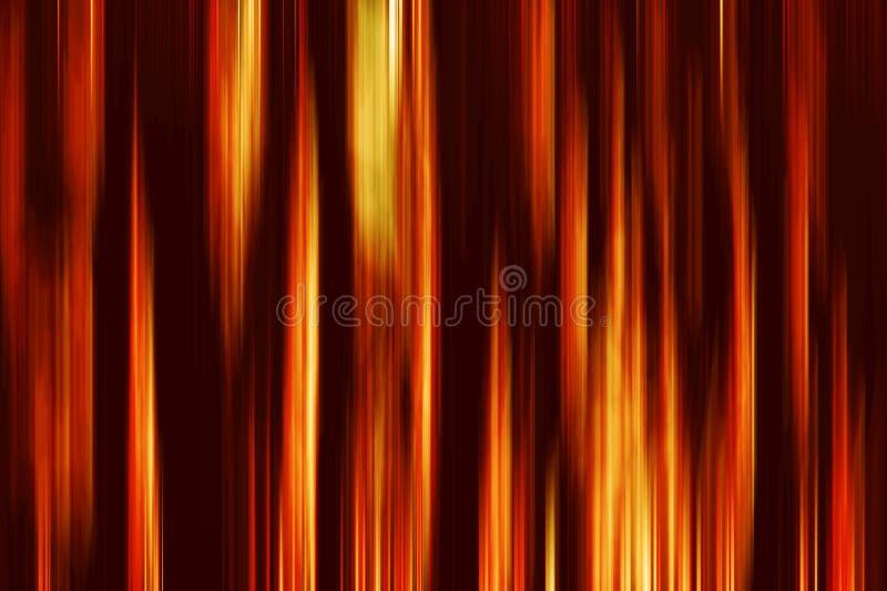 абстрактный пожар стоковая фотография rf
