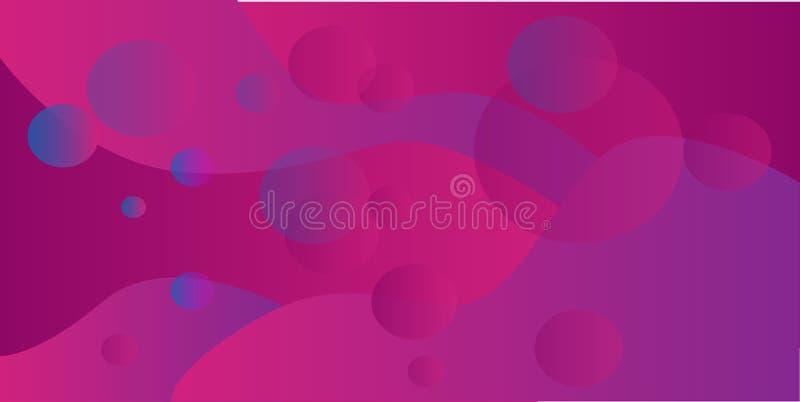 Абстрактный приземляясь дизайн страницы - конспект стоковое изображение rf
