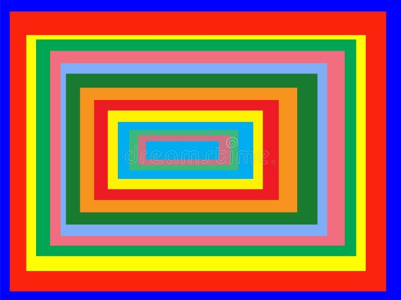 абстрактный прямоугольник стоковые фотографии rf