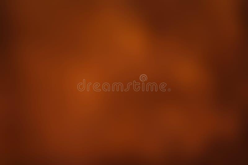 Абстрактный ровный коричневый конспект предпосылки с мягким влиянием, стоковая фотография