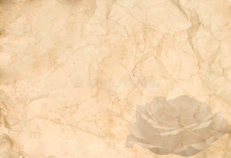 абстрактный сбор винограда предпосылки иллюстрация штока