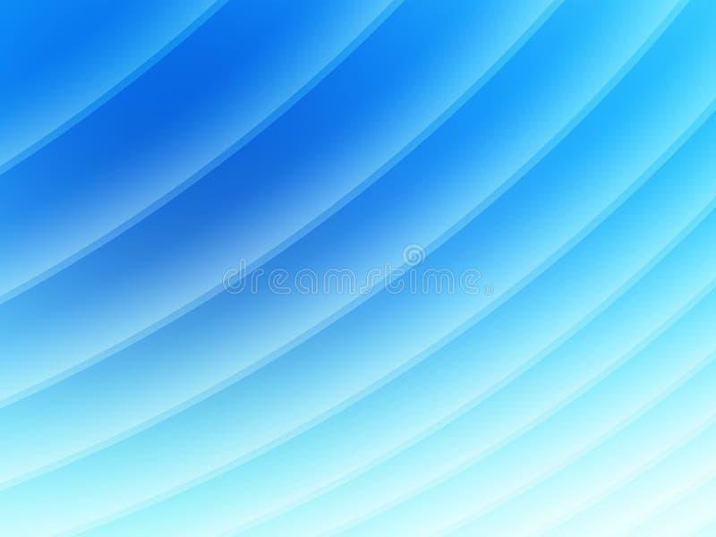 абстрактный состав изгибает линии градиентов иллюстрация штока