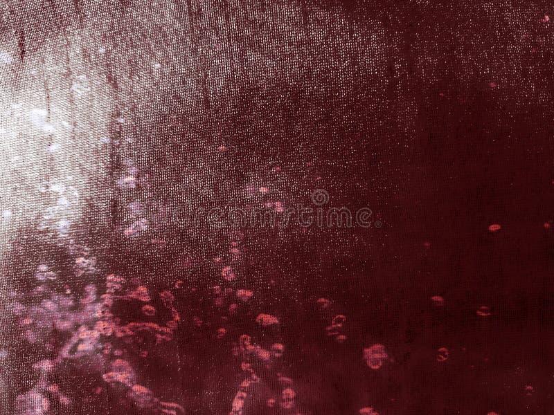 Абстрактный фон с цветными и розовыми цветами с водяными капельками стоковая фотография