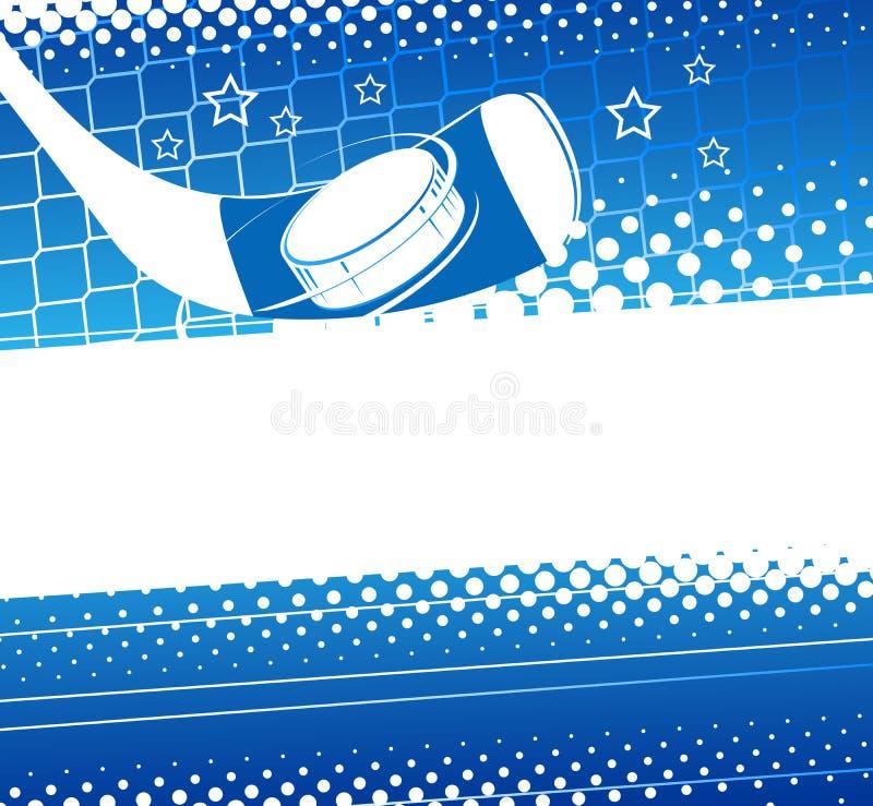 абстрактный хоккей предпосылки бесплатная иллюстрация