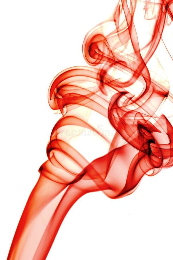 абстрактный цветастый дым стоковые фото