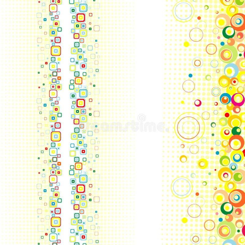 абстрактный цвет предпосылки бесплатная иллюстрация
