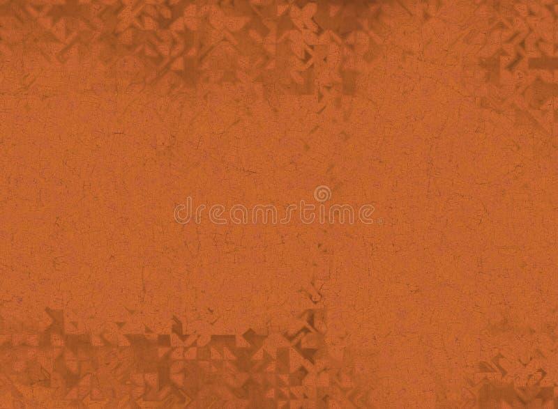 абстрактный цвет предпосылки sanguine иллюстрация вектора