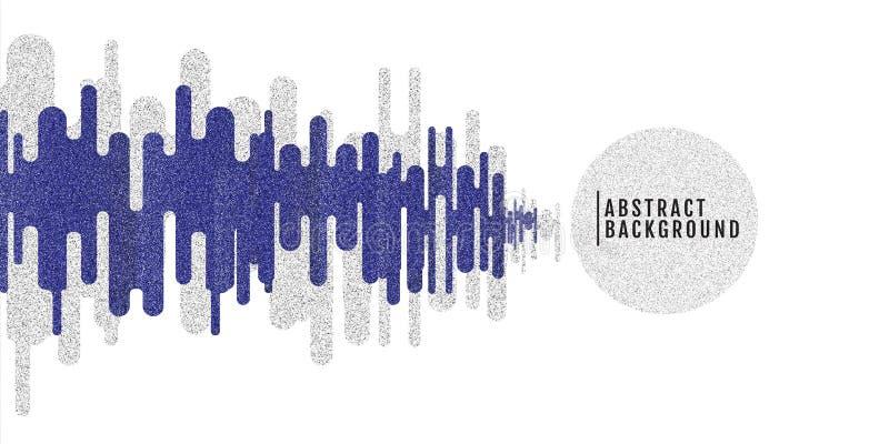 Абстрактный цвет ступенчатости текстуры предпосылки Радуга для дизайна бесплатная иллюстрация