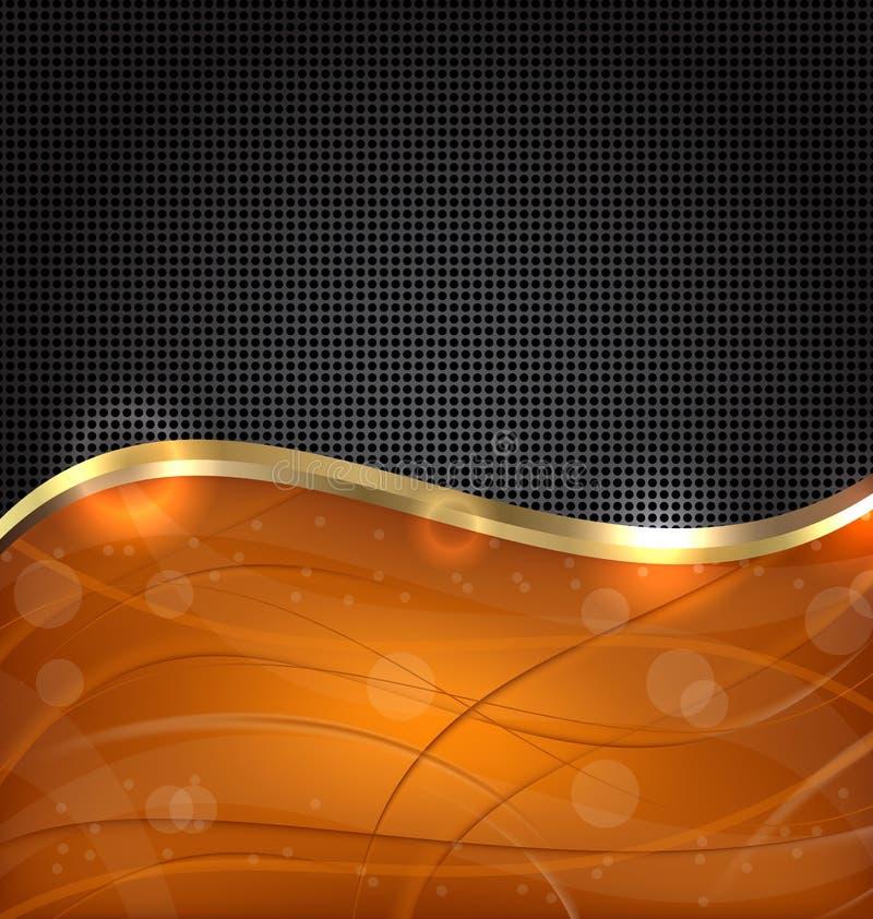 Абстрактный шаблон конструкции предпосылки иллюстрация вектора