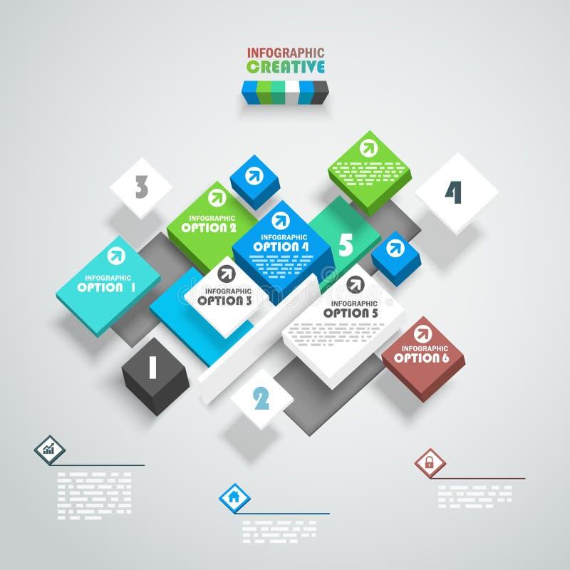 Абстрактный шаблон дизайна бесплатная иллюстрация