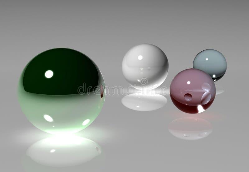 абстрактный шарик стоковая фотография