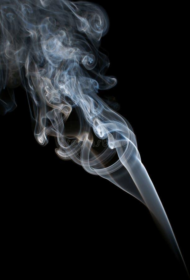 Download абстрактный дым стоковое фото. изображение насчитывающей сигарета - 41662606