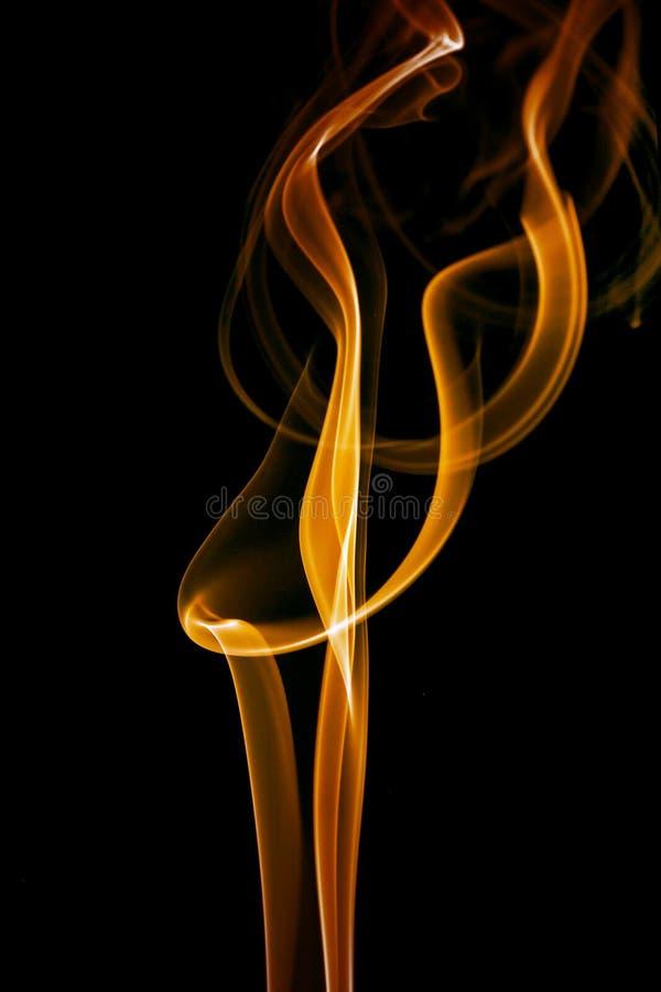 абстрактный дым стоковые фото