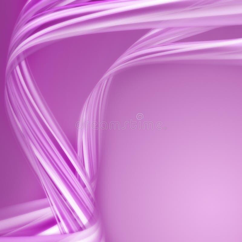 Абстрактный элегантный романтичный дизайн предпосылки иллюстрация штока