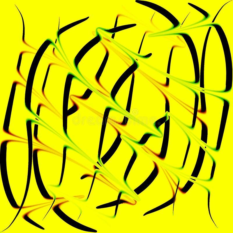 Абстрактный элемент в форме гребня бесплатная иллюстрация