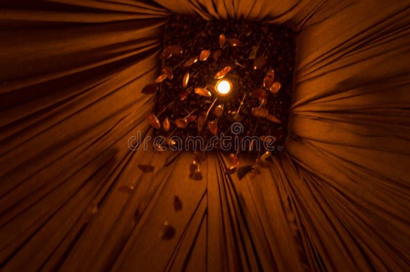 абстрактный янтарный свет конструкции предпосылки стоковые фотографии rf