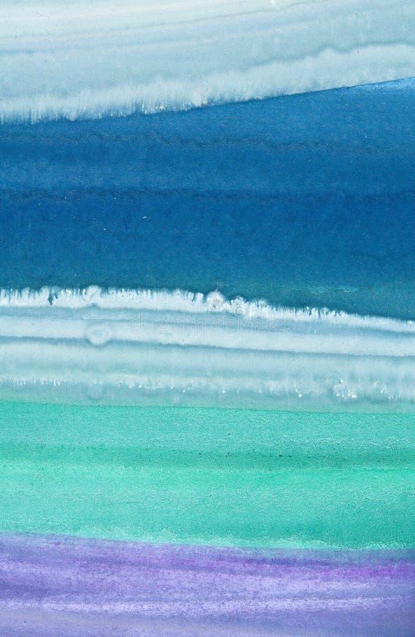 абстрактный swatch картины стоковое фото