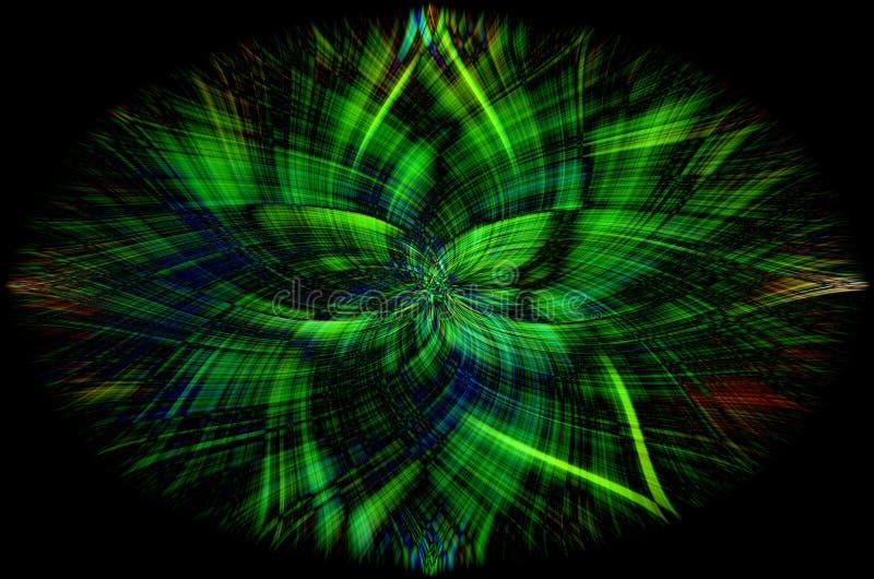 абстрактный twirl предпосылки стоковое изображение rf