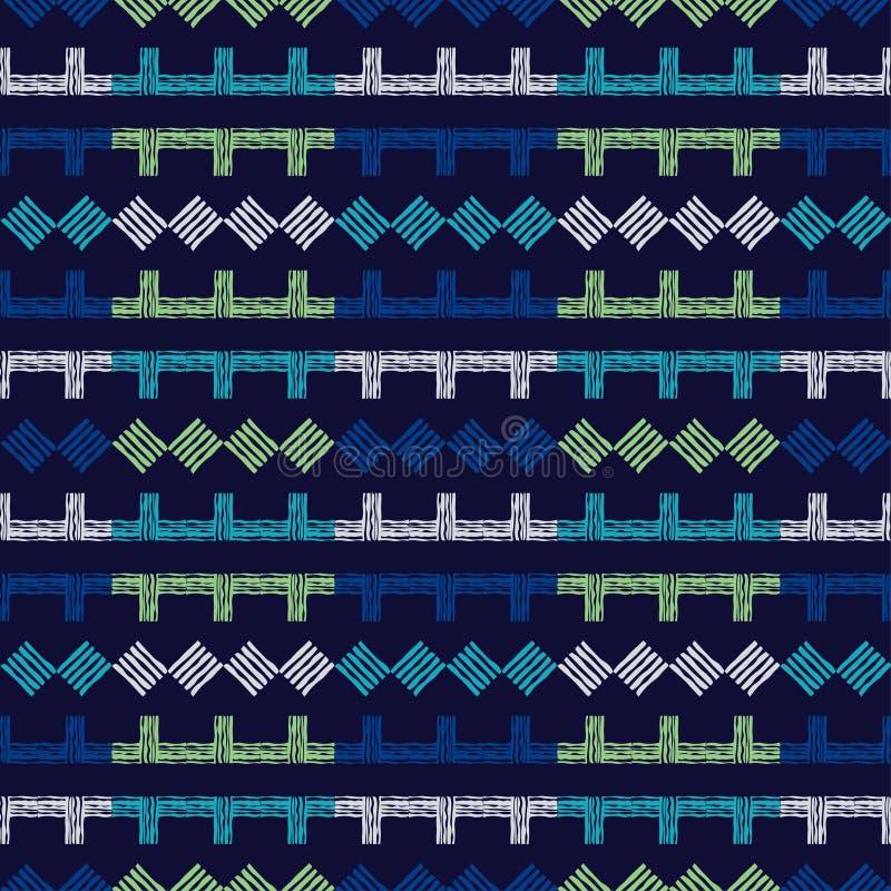 Ethnic boho seamless pattern. stock photos