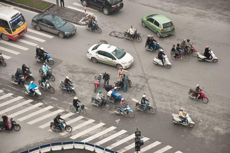 Авария на дороге стоковое изображение rf