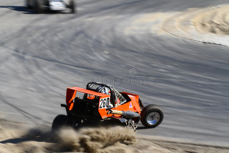 авария racecar стоковое фото