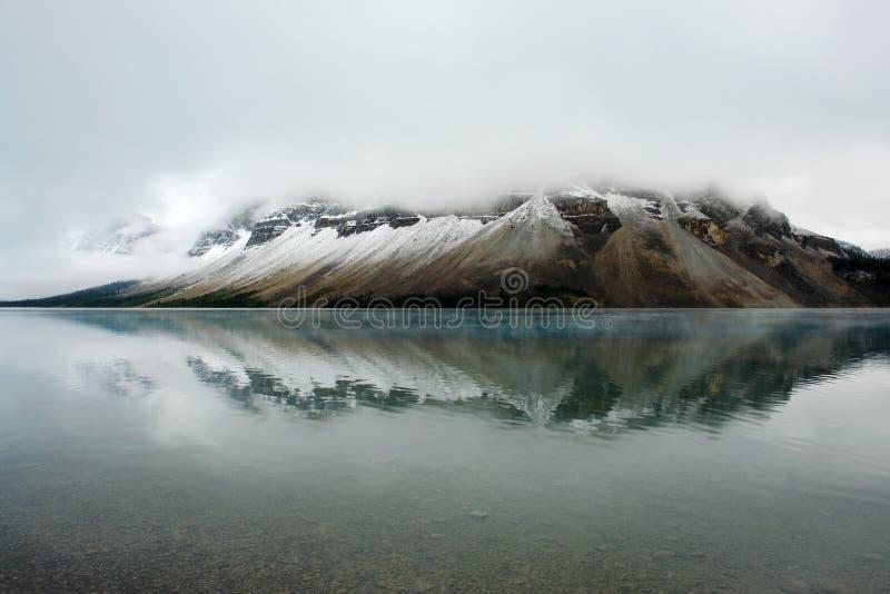 августовское озеро смычка стоковые изображения rf