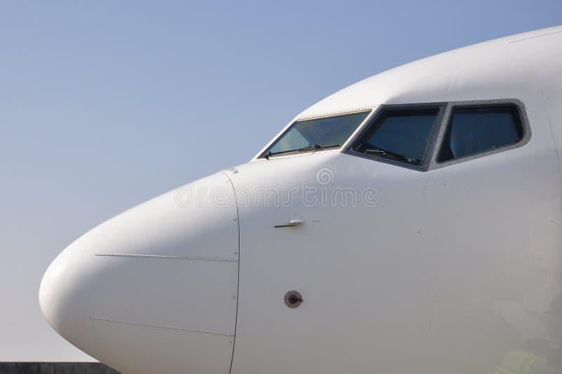 Авиакомпания воздуха Египта стоковое фото rf