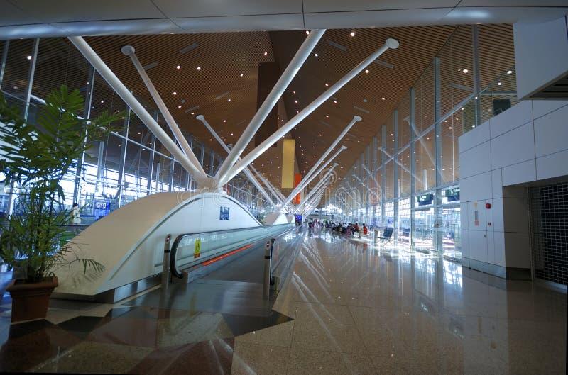 авиапорт Куала Лумпур стоковое изображение