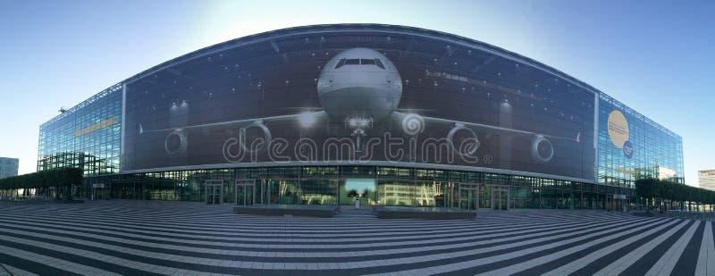 Авиапорт Мюнхена стоковые изображения