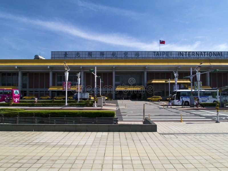 Авиапорт Тайбэя Songshan стоковые фото