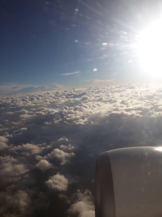 Авиапорт стоковое изображение