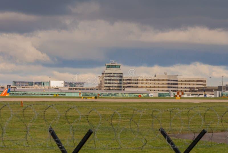 Авиапорт стоковое фото