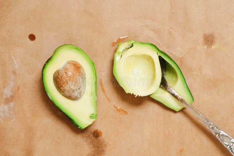 авокадо свежий стоковые фотографии rf