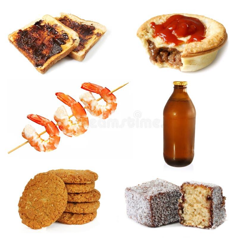 австралийская еда стоковые фотографии rf
